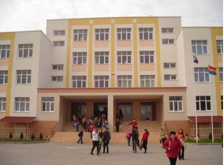 МБОУ СОШ г. Пионерского - главное здание